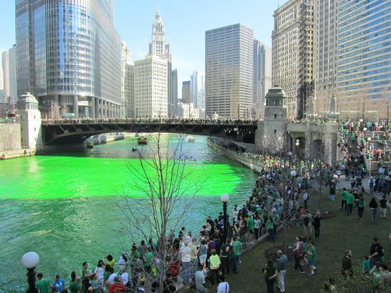 Best U.S. Cities To Celebrate St. Patrick's Day!