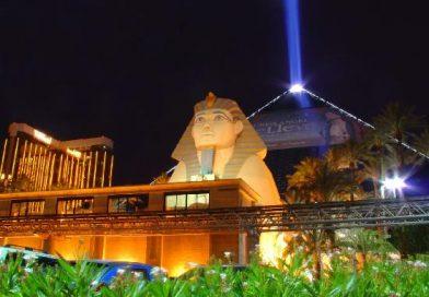 JOURNAL: Let The Excitement Begin! Las Vegas, Nevada