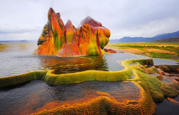 Calling All Nature Lovers! Astonishingly Surreal Places In The U.S.