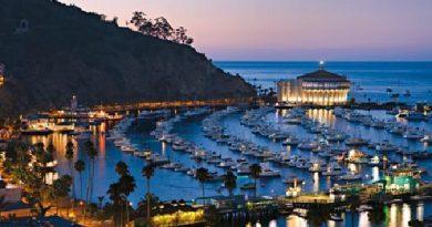 JOURNAL: Romantic Getaway On Catalina Island!