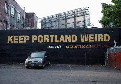 JOURNAL: Keep Portland Weird!