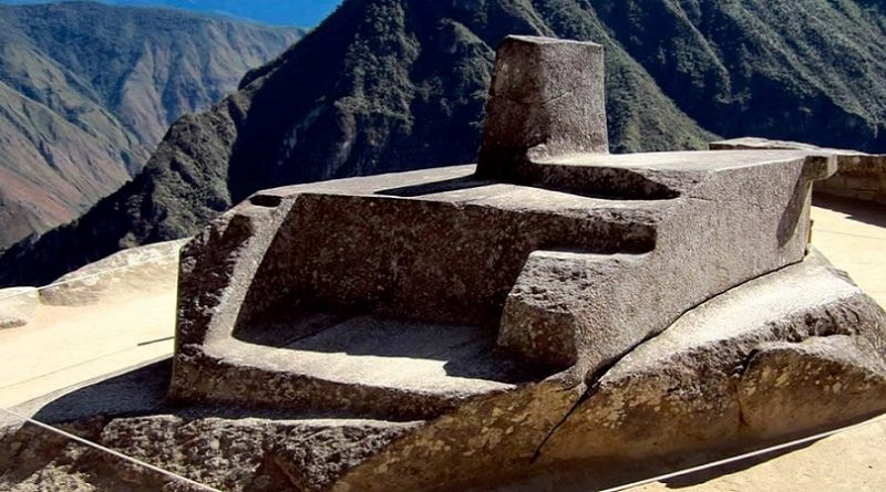 Machu Picchu – Lost City of the Incas