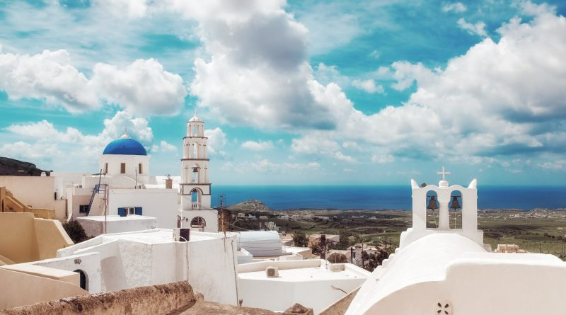 A Trip to Santorini Should Be on Your To-Do List