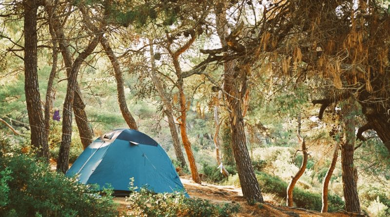 6 Best Destinations For Camping In The Summer Time