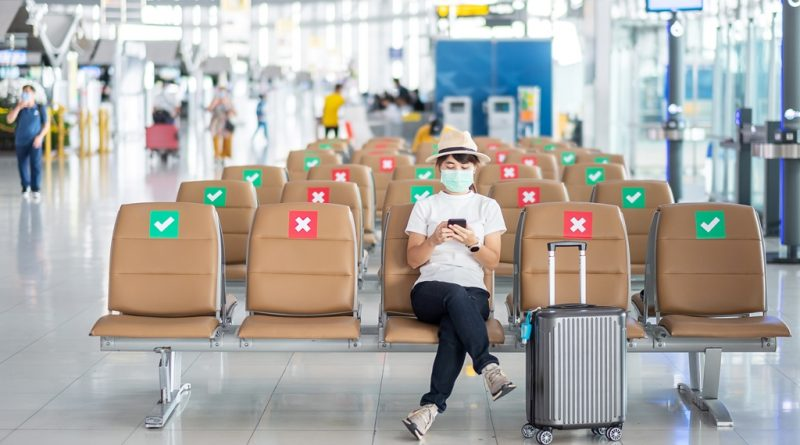 8 Ways To Travel Safely & Protect Yourself From Coronavirus